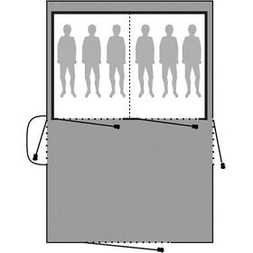 Outwell Pendroy 6AC - Accesorios para tienda de campaña - gris